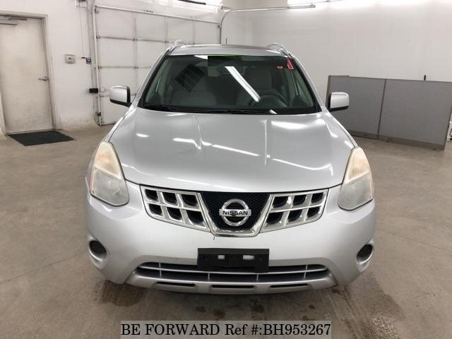 Used 2011 NISSAN ROGUE BH953267 for Sale