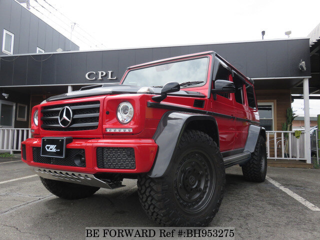Used 2018 MERCEDES-BENZ G-CLASS BH953275 for Sale