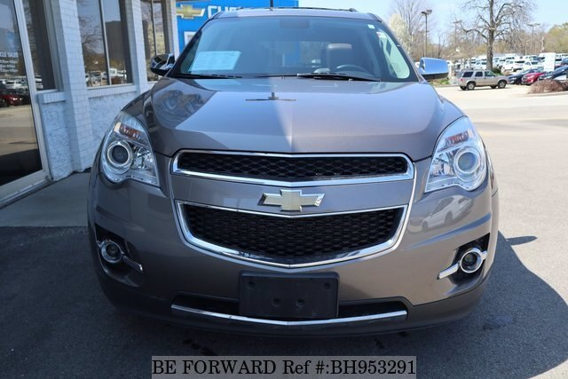 Used 2012 CHEVROLET EQUINOX BH953291 for Sale