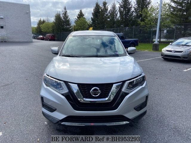 Used 2017 NISSAN ROGUE BH953293 for Sale