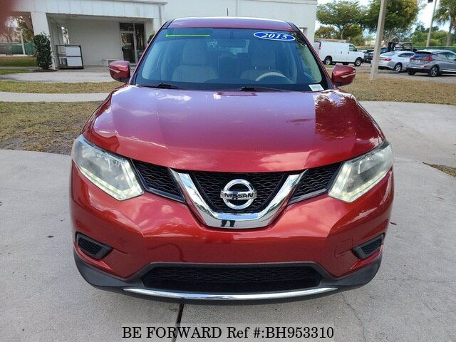 Used 2015 NISSAN ROGUE BH953310 for Sale