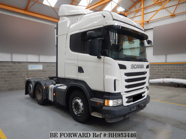 Used 2013 SCANIA G SERIES BH953446 for Sale