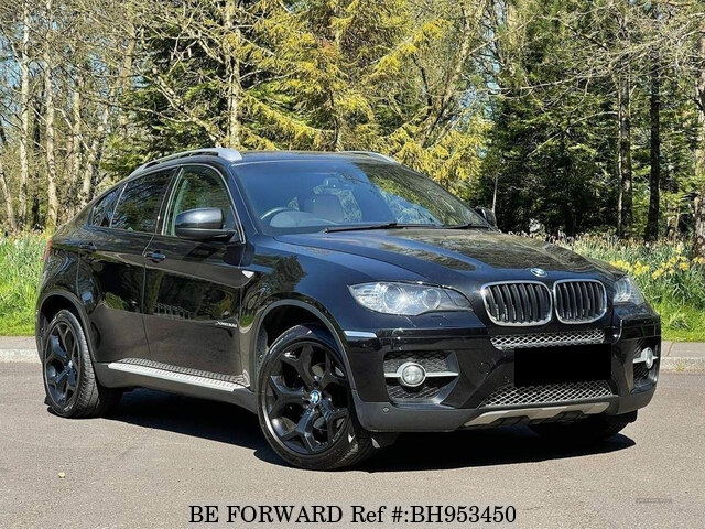 Used 2012 BMW X6 BH953450 for Sale