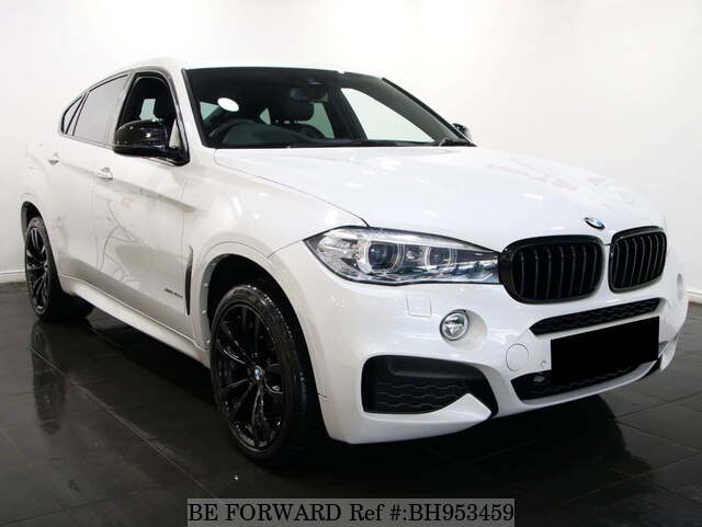 Used 2018 BMW X6 BH953459 for Sale