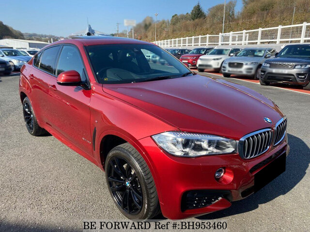 Used 2018 BMW X6 BH953460 for Sale