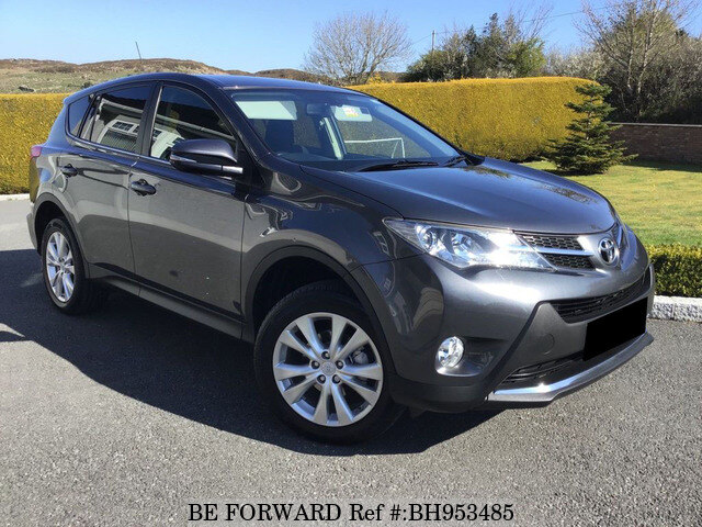 Used 2013 TOYOTA RAV4 BH953485 for Sale