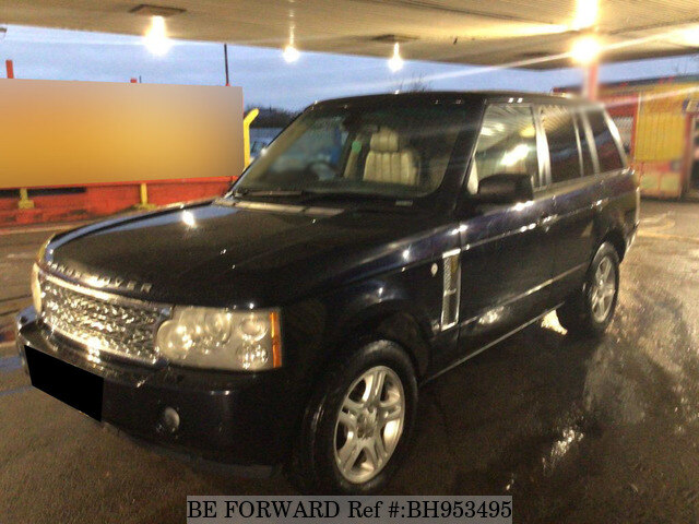 Used 2005 LAND ROVER RANGE ROVER BH953495 for Sale