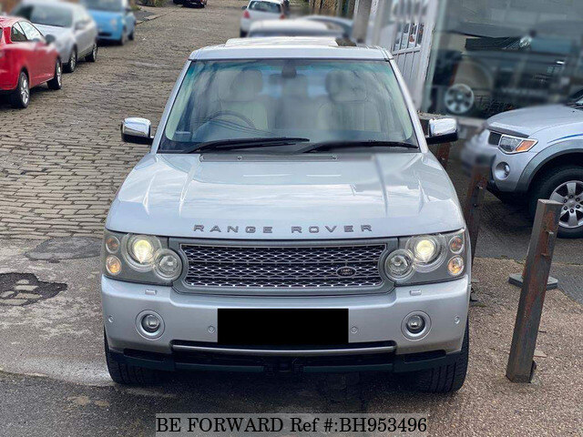 Used 2005 LAND ROVER RANGE ROVER BH953496 for Sale