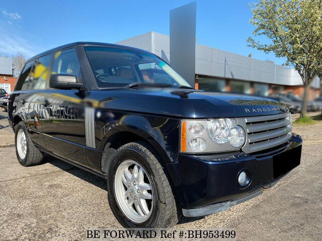Used 2006 LAND ROVER RANGE ROVER BH953499 for Sale