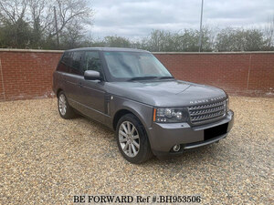 Used 2011 LAND ROVER RANGE ROVER BH953506 for Sale