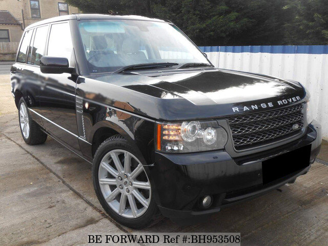 Used 2011 LAND ROVER RANGE ROVER BH953508 for Sale