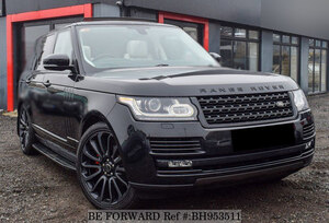 Used 2014 LAND ROVER RANGE ROVER BH953511 for Sale