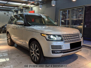 Used 2014 LAND ROVER RANGE ROVER BH953512 for Sale