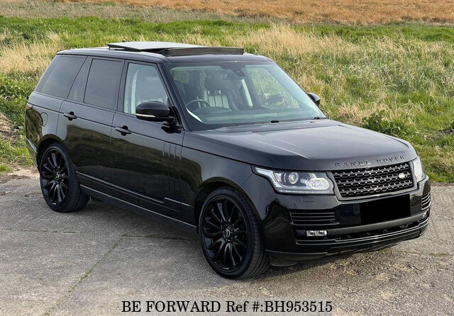 Used 2015 LAND ROVER RANGE ROVER BH953515 for Sale