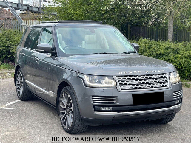 Used 2016 LAND ROVER RANGE ROVER BH953517 for Sale