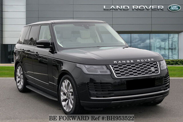Used 2019 LAND ROVER RANGE ROVER BH953522 for Sale