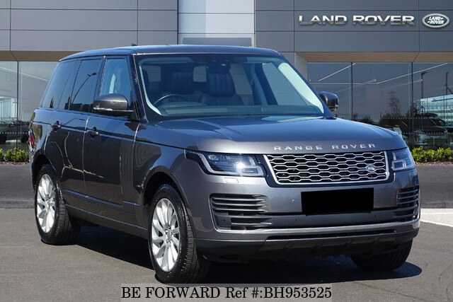 Used 2019 LAND ROVER RANGE ROVER BH953525 for Sale