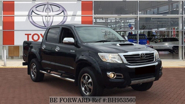 Used 2016 TOYOTA HILUX BH953560 for Sale