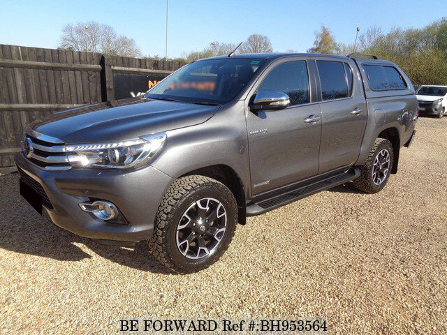 Used 2017 TOYOTA HILUX BH953564 for Sale