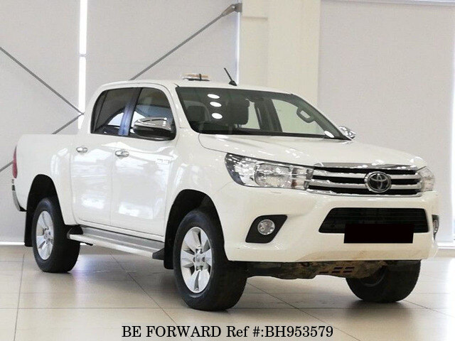 Used 2018 TOYOTA HILUX BH953579 for Sale