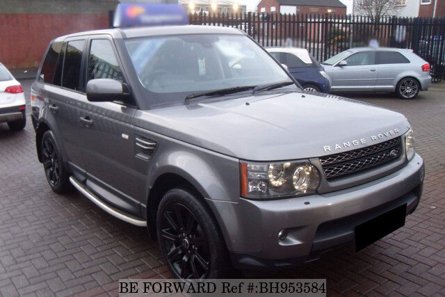 Used 2010 LAND ROVER RANGE ROVER SPORT BH953584 for Sale