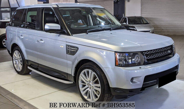 Used 2010 LAND ROVER RANGE ROVER SPORT BH953585 for Sale