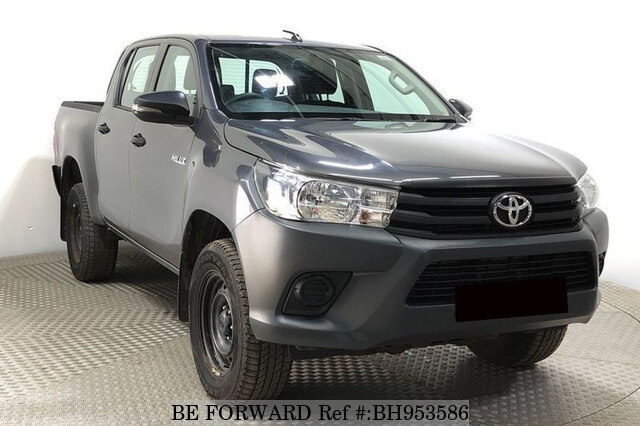 Used 2018 TOYOTA HILUX BH953586 for Sale
