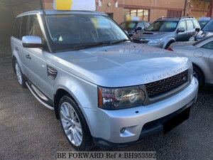Used 2010 LAND ROVER RANGE ROVER SPORT BH953592 for Sale