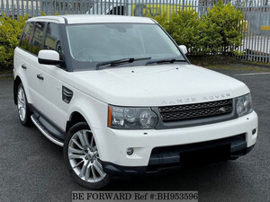 Used 2010 LAND ROVER RANGE ROVER SPORT BH953596 for Sale