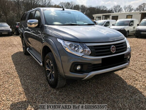 Used 2018 FIAT FULLBACK BH953597 for Sale