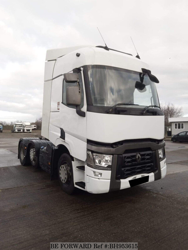 Used 2014 RENAULT RENAULT OTHERS BH953615 for Sale
