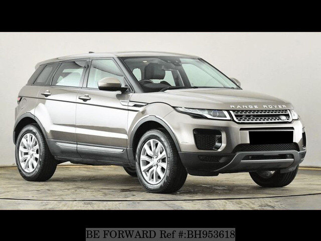 Used 2017 LAND ROVER RANGE ROVER EVOQUE BH953618 for Sale