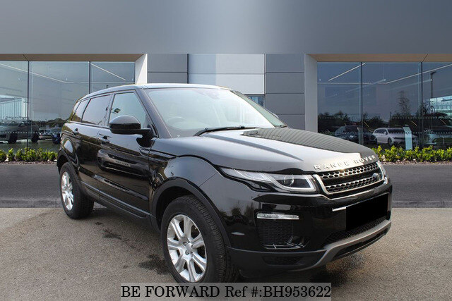Used 2018 LAND ROVER RANGE ROVER EVOQUE BH953622 for Sale
