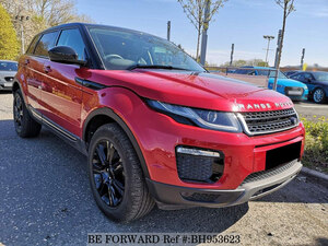 Used 2018 LAND ROVER RANGE ROVER EVOQUE BH953623 for Sale