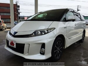 Used 2013 TOYOTA ESTIMA HYBRID BH953659 for Sale