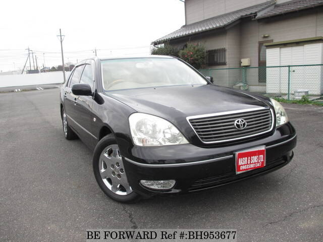 Used 2000 TOYOTA CELSIOR BH953677 for Sale