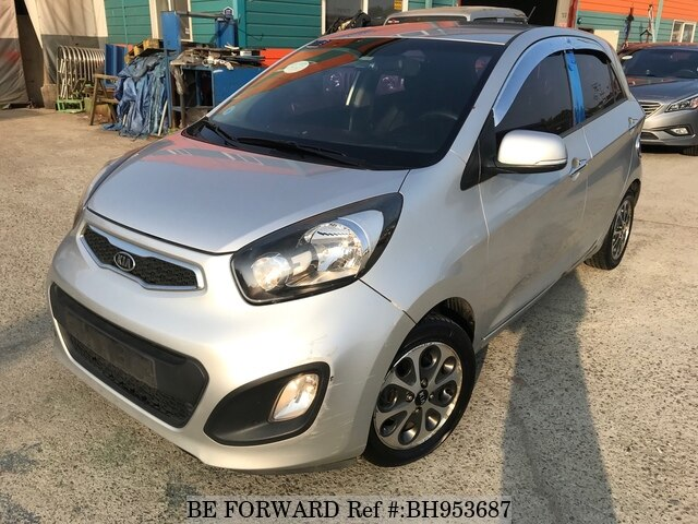 Used 2012 KIA MORNING (PICANTO) BH953687 for Sale