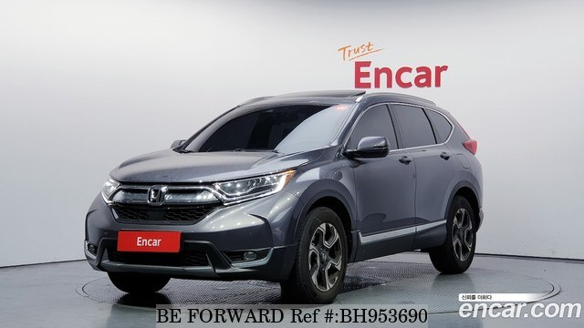 Used 2019 HONDA CR-V BH953690 for Sale