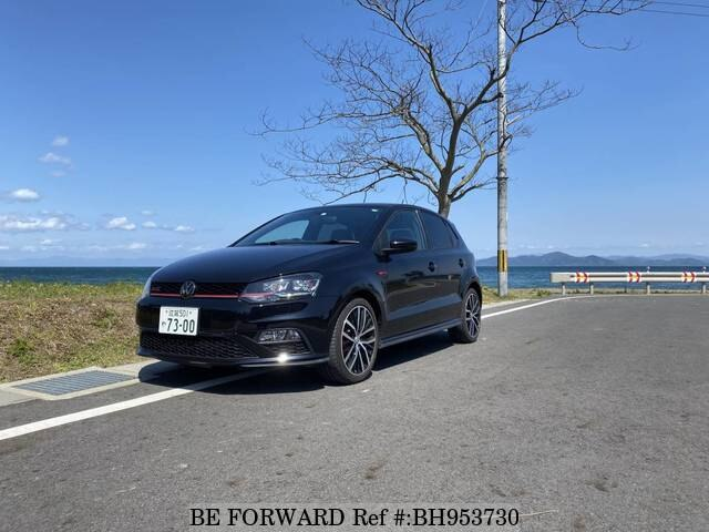 Used 2017 VOLKSWAGEN POLO BH953730 for Sale