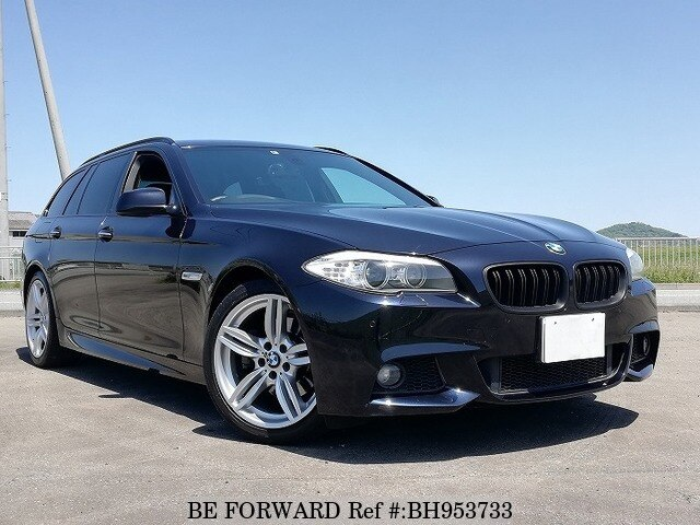 Used 2011 BMW 5 SERIES BH953733 for Sale