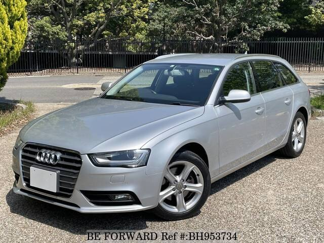 Used 2013 AUDI A4 BH953734 for Sale
