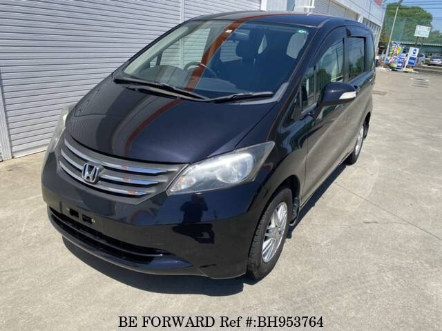 Used 2010 HONDA FREED BH953764 for Sale
