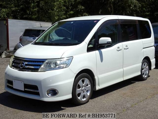 Used 2008 NISSAN SERENA BH953771 for Sale