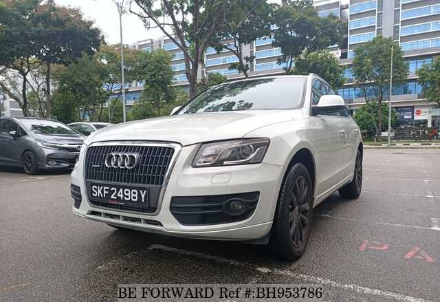 Used 2012 AUDI Q5 BH953786 for Sale