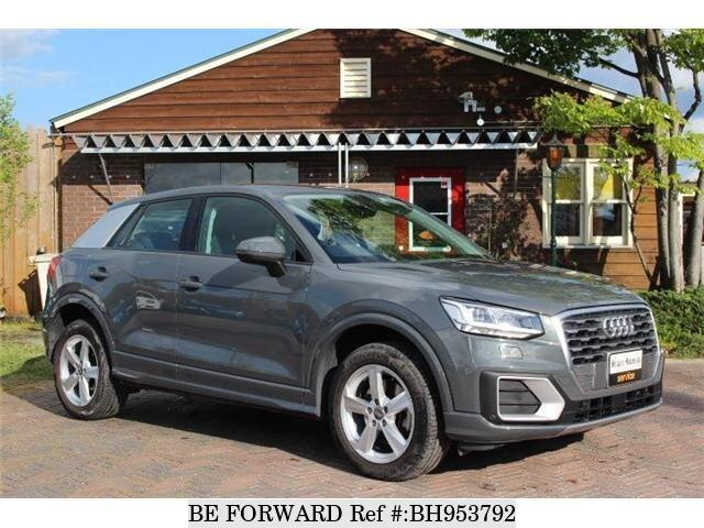 Used 2018 AUDI Q2 BH953792 for Sale