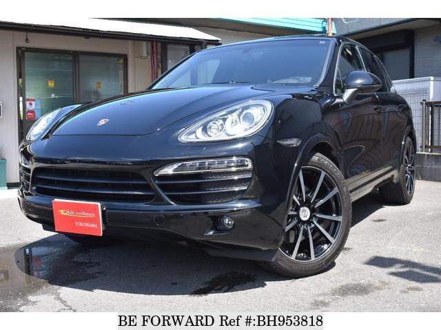 Used 2012 PORSCHE CAYENNE BH953818 for Sale