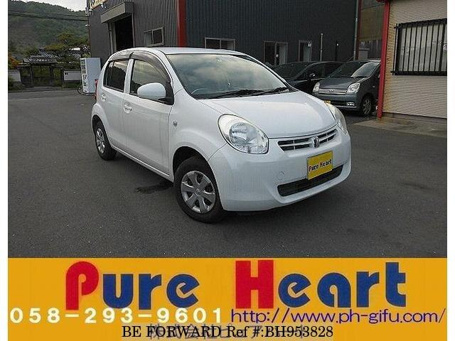 Used 2013 TOYOTA PASSO BH953828 for Sale