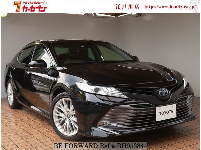 Used 2018 TOYOTA CAMRY BH953844 for Sale