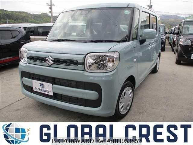 Used 2019 SUZUKI SPACIA BH953852 for Sale