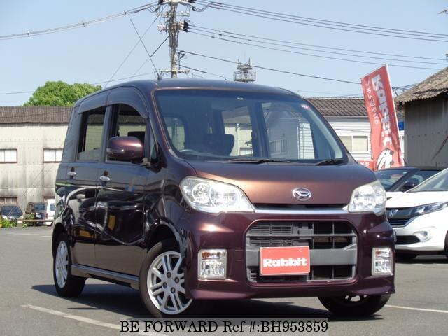 Used 2010 DAIHATSU TANTO EXE BH953859 for Sale